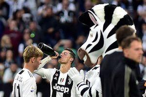 Ronaldo: 'Tôi sẽ ở lại Juventus, 1000% là như vậy'