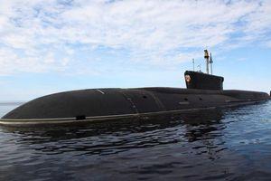 Nga muốn trang bị tên lửa hành trình cho tàu ngầm hạt nhân Borei