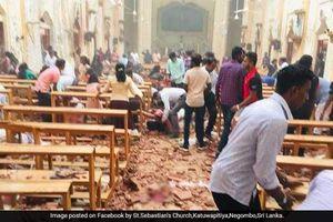 Sri Lanka: Hơn 200 người chết, 300 người bị thương trong nhiều vụ đánh bom vào ngày lễ Phục sinh