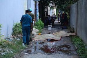 Vụ tự thiêu 2 người chết ở Bình Dương: Kẻ gây án từng cầm can xăng tới dọa đốt