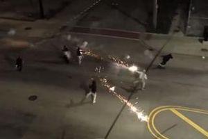 Công an TP Hải Phòng nói gì về clip hỗn chiến kinh hoàng trong đêm?