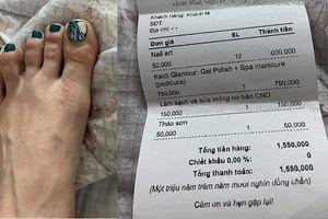 Bốc phốt salon với bộ nail giá 2 triệu y như 'ngoài chợ', cô gái bị ném đá bất ngờ