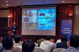 'Backup solution for business' chuỗi workshop của Mstar Corp và Synology tiếp bến Hà Nội