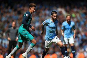 Chấm điểm Man City - Tottenham: Người không phổi Silva