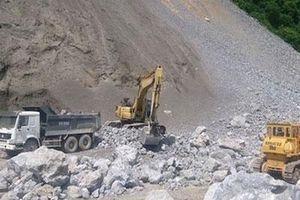 Quảng Ninh: Tìm thấy thi thể công nhân bị vùi lấp tại khai trường khai thác đá