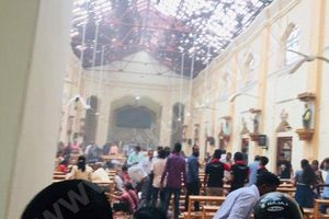Nổ hàng loạt ở Sri Lanka: Ít nhất 100 người chết, hơn 400 người bị thương