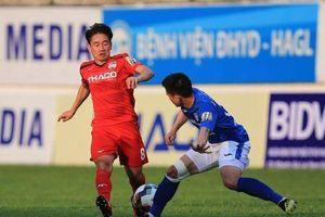 HLV Dương Minh Ninh 'hết phép', HAGL thua tan nát đội áp chót V.League