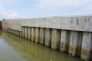 Thanh Hóa: Công trình xây dựng trái phép trên sông Mã chưa được tháo dỡ
