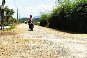 Ninh Hòa: Nâng cấp một số đường liên xã