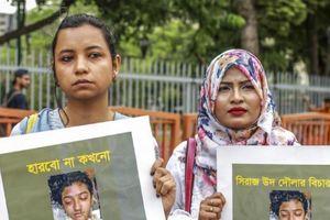 Bangladesh: Một cô gái trẻ bị thiêu sống vì tố cáo vụ tấn công tình dục