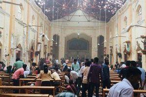 Sri Lanka: Nổ bom làm 270 người chết và 450 người bị thương