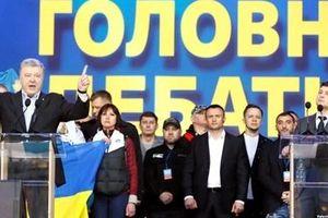Hai ứng viên Tổng thống Ukraine khiến người dân thất vọng