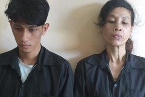 Hai cặp đôi 'lệch tuổi' mua bán ma túy đá