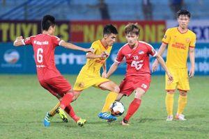 Trực tiếp Dược Nam Hà Nam Định vs Becamex Bình Dương vòng 6 V-League