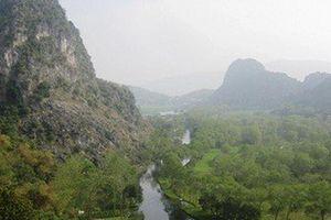 Thanh Hóa: Quy hoạch tổng thể bảo tồn và phát huy giá trị danh lam thắng cảnh quốc gia Núi Kim Sơn