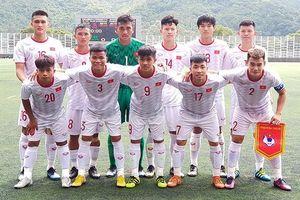 U18 Việt Nam giành á quân giải tứ hùng tại Hong Kong