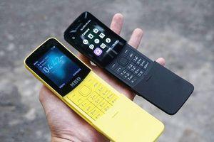 Ứng dụng WhatsApp chính thức có mặt trên 'quả chuối' Nokia 8110