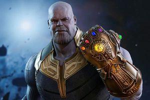 Ác nhân Thanos quậy nát Los Angeles trong GTA V