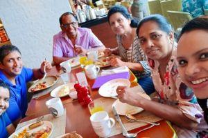 Cô gái Sri Lanka đăng ảnh ăn sáng ngày Phục sinh trước khi chết vì bom
