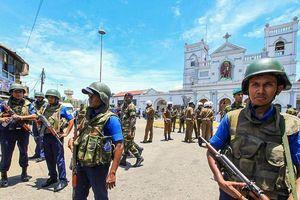 Sri Lanka cáo buộc nhóm Hồi giáo địa phương gây ra vụ đánh bom