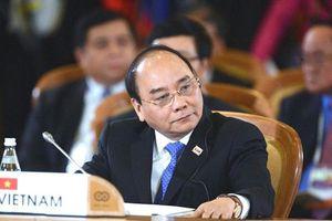 Thủ tướng Nguyễn Xuân Phúc sẽ tham dự Diễn đàn 'Vành đai và Con đường'