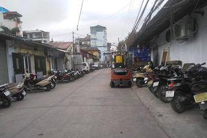 Tại ô đất số 460 Trần Quý Cáp, phường Văn Chương: Nhiều sai phạm trong sử dụng