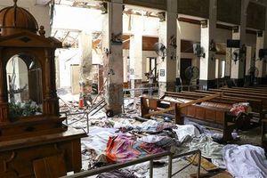 Sri Lanka tuyên bố chuỗi đánh bom khủng bố có sự hỗ trợ của 'mạng lưới quốc tế'
