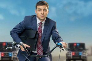 Diễn viên hài đắc cử Tổng thống Ukraina: Vai diễn 'vận' vào đời