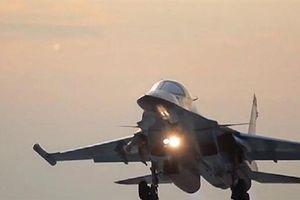 Su-34 'đánh bại' phòng không không Nga