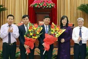 Điều động, bổ nhiệm nhân sự 4 địa phương