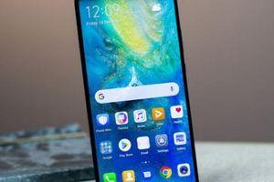 Rò rỉ video trên tay Huawei Mate 20 X 5G cực 'hot'