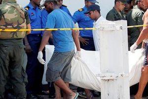Lễ Phục sinh đẫm máu ở Sri Lanka