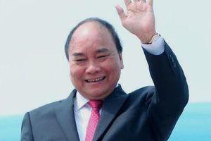 Thủ tướng dự Diễn đàn cấp cao hợp tác 'Vành đai và Con đường'