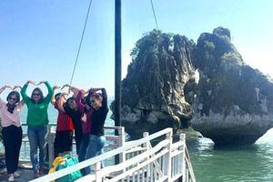 Quảng Ninh chú trọng phát triển du lịch xanh