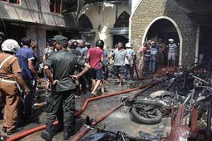 Cảnh tượng ám ảnh sau vụ khủng bố đẫm máu ở Sri Lanka