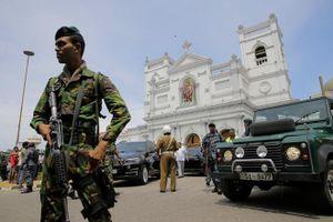 Lại xảy ra nổ gần nhà thờ thủ đô Colombo của Sri Lanka