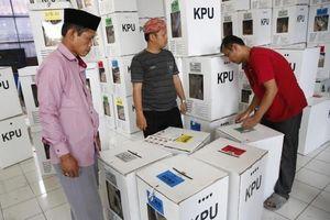 Hậu bầu cử Indonesia: Lãnh đạo các tổ chức kêu gọi hai phe tranh cử kiên nhẫn