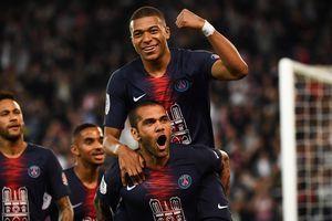 PSG đăng quang Ligue 1 và đón nhận niềm vui kép
