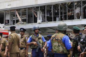 Đánh bom Sri Lanka: hung thủ kích nổ khi nhà hàng đông khách