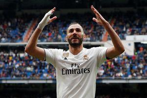 Zidane: 'Benzema là số 9 giỏi nhất thế giới'