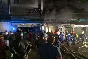 Cháy cửa hàng xe điện, hơn 100 chiếc xe bị thiêu rụi