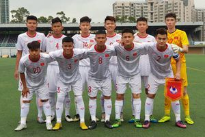 Hòa Hong Kong, U18 Việt Nam đánh rơi cúp vô địch