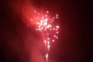 Vụ pháo hoa bị 'cướp cò' trước cả giờ ở Hà Tĩnh: Lí giải bất ngờ