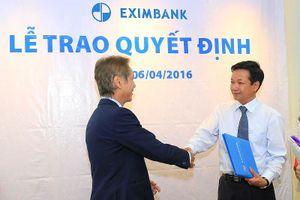 Eximbank đang trong tình trạng không có Tổng giám đốc