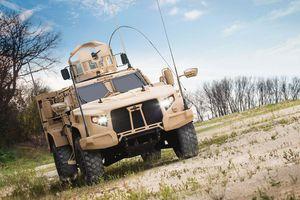 Mỹ lắp 'sát thủ' Javelin lên hậu duệ Humvee khiến đối thủ kinh hãi trên chiến trường
