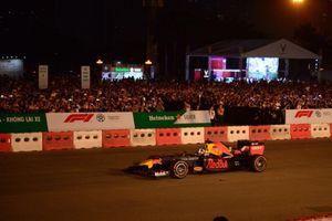 Fan Việt 'dậy sóng' với trải nghiệm giải đua F1 cùng DJ quốc tế Armin Van Buuren