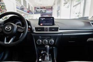 Mazda 3 phiên bản 1.5 tăng giá 18 triệu đồng được ứng dụng thêm những gì?