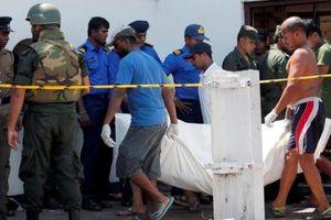Sri Lanka bắt 13 nghi phạm đánh bom liên hoàn dịp lễ Phục sinh