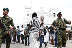 Thêm nhiều đối tượng liên quan đến loạt vụ nổ ở Sri Lanka bị bắt giữ