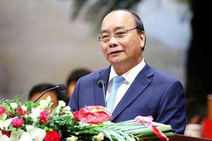 Thủ tướng tham dự Diễn đàn 'Vành đai và Con đường' tại Trung Quốc